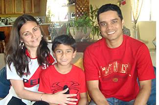 Värdfamiljerna i Panama gör att du känner sig hemma