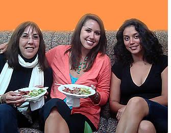 Med en familje inkvartering kommer du att kunna lära dig spanska snabbare än vanligt